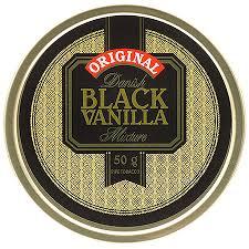 black vanila